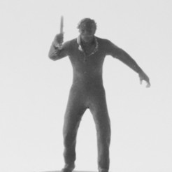 Descargar diseños 3D gratis Halloween - Michael Myers posó, Erivelton