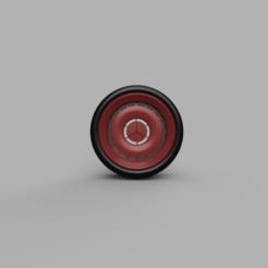 Wheel Cover.png Télécharger fichier STL Enjoliveur de roue • Design à imprimer en 3D, burakoz16