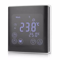 Descargar archivos STL Caja del termostato y placa frontal, Hitman2020
