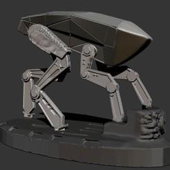 sidemetalhead.jpg Télécharger fichier OBJ MetalHead FanArt Modèle FanArt • Plan pour imprimante 3D, PadrinoStickers
