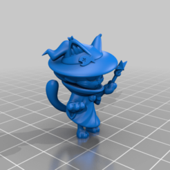 Coco.png Download free STL file Chibi Coco | Purrfect Apawcalypse • 3D printable design, HyperMiniatures