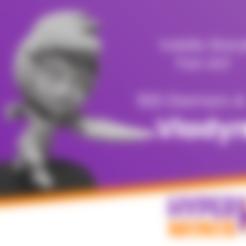 Download free STL file Vladyn | 100 Demon Arm • 3D printer design, HyperMiniatures