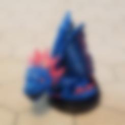 Download free STL file Fairie Dragon Aleris [Kickstarter Launch Giveaway] • 3D printable object, HyperMiniatures