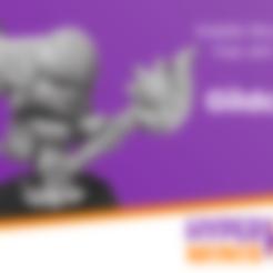 Download free 3D printing files Chibi Gilda, HyperMiniatures