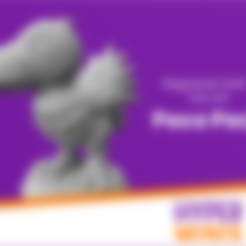 Peco_Peco.stl Download free STL file Chibi Peco Peco • 3D print design, HyperMiniatures