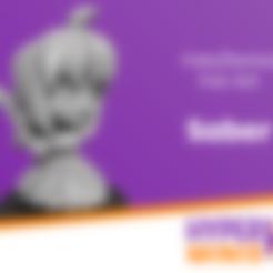 Télécharger fichier STL gratuit Chibi Saber | Arturia, HyperMiniatures