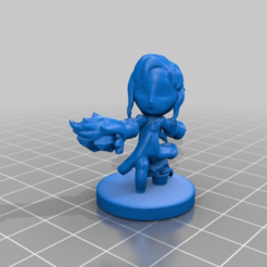 Download free STL file Wild Sorcerer Salazar • Object to 3D print, HyperMiniatures