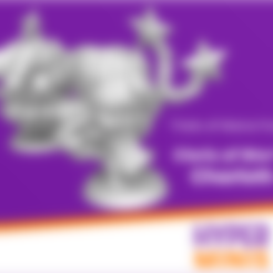 Download free STL file Chibi Charlotte | Trials of Mana (Seiken Densetsu) • Design to 3D print, HyperMiniatures