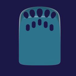 Sponge case 1 (1).png Download free STL file Kitchen sponge case • 3D printable object, KosDizayN3d