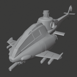 Descargar archivos 3D gratis Battletech Mantis VTOL, dt890