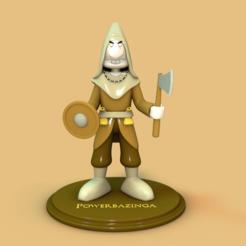Télécharger fichier STL gratuit Powerbazinga - Jouet Wammy • Plan pour impression 3D, Sahiko12