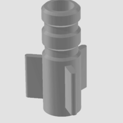 2020-01-08 11_37_21-AKAI-Trident v1 ‎- 3D Builder.png Download STL file AKAI Trident • 3D print model, NiicOw974