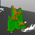Download STL file 1:200 McDonnell F2H Banshee • 3D printing design, erikgen