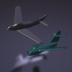 titolo.png Télécharger fichier STL Pack Allée des MiG • Modèle imprimable en 3D, ErikGen