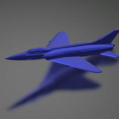 Impresiones 3D gratis HAL HF-24 Marut, erikgen