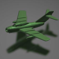 Descargar Modelos 3D para imprimir gratis MiG-15UTI Midget, erikgen