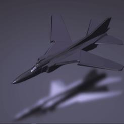Download free 3D model MiG-23M Flogger B, erikgen