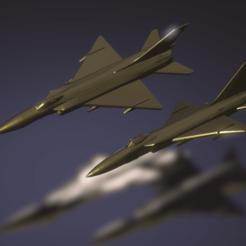 Download free 3D model Sukhoi Su-15TM  Flagon F, erikgen