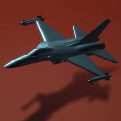 Descargar modelos 3D gratis AIDC F-CK-1A Ching-Kuo, erikgen