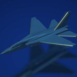 """Download free 3D model North American RA-5C """"Vigilante"""", erikgen"""