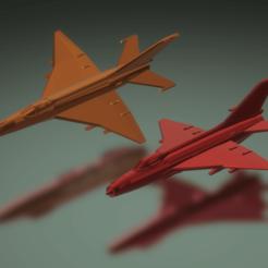 titolo.png Télécharger fichier STL Chengdu J-7 Fishcan • Plan pour impression 3D, ErikGen