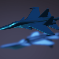 Descargar archivos 3D gratis Sukhoi Su-34 Fullback, erikgen