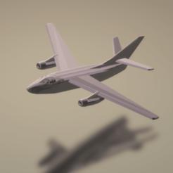 Download free 3D printer designs Douglas A-3B Skywarrior, erikgen