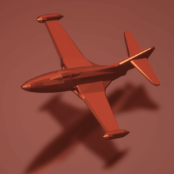 Download free 3D printing designs F9F-5 Panther, erikgen