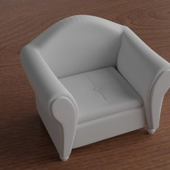 Download 3D printer files Sofa - Couch 3D print, ryanmaicol