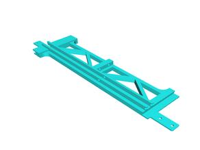 card_preview_Trasero.png Télécharger fichier STL gratuit Anet A8 Renforcement de structure • Modèle à imprimer en 3D, Israel_OE