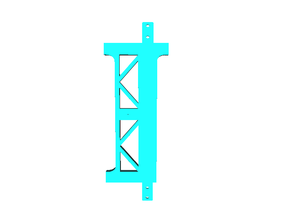 card_preview_Frontal.png Télécharger fichier STL gratuit Anet A8 Renforcement de structure • Modèle à imprimer en 3D, Israel_OE