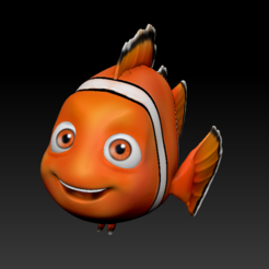 Presentacion.PNG Download STL file Nemo • Object to 3D print, Israel_OE