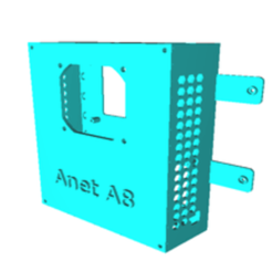 Download free STL file Anet A8 Circuit Box, Israel_OE