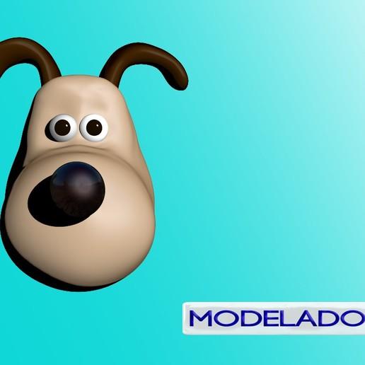 BPR_Render.jpg Télécharger fichier STL gratuit GROMIT • Modèle imprimable en 3D, MODELADO_3D