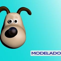 Télécharger fichier 3D gratuit GROMIT, MODELADO_3D