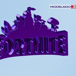 Download free STL files FORNITE, ptiradojijon