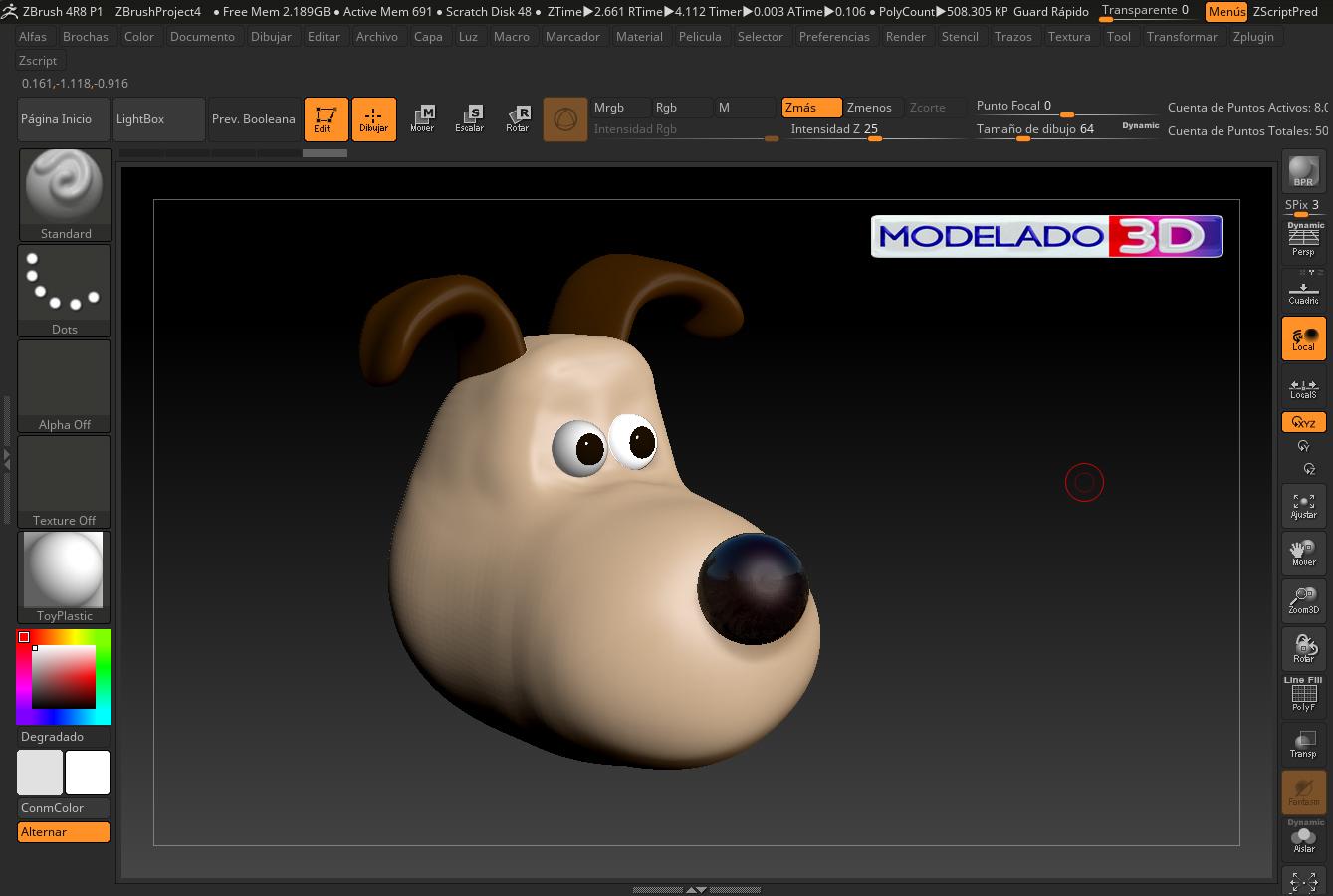Sin título-2.jpg Télécharger fichier STL gratuit GROMIT • Modèle imprimable en 3D, MODELADO_3D