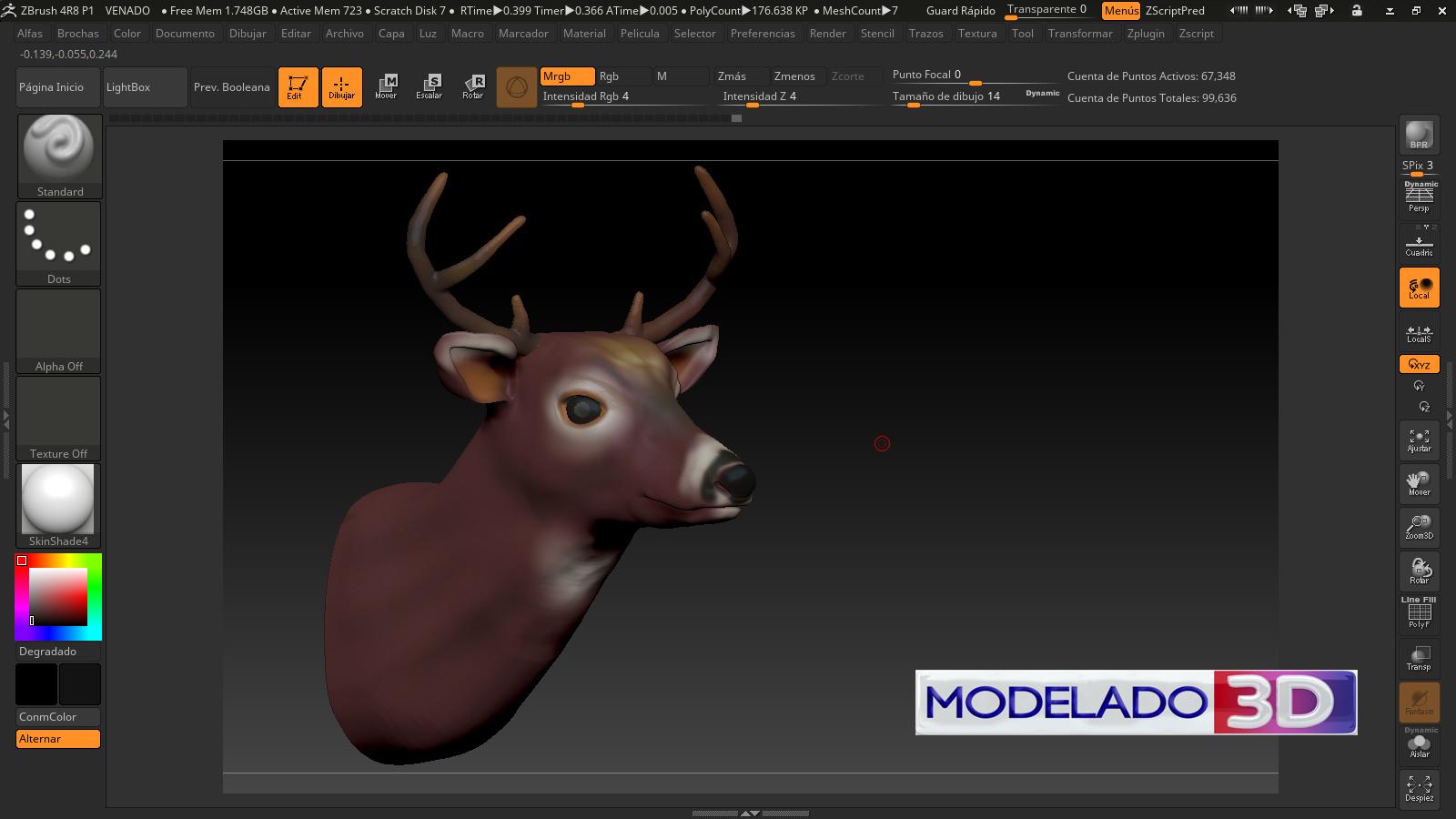 dfdfg.jpg Télécharger fichier STL gratuit VENADO • Objet pour imprimante 3D, MODELADO_3D