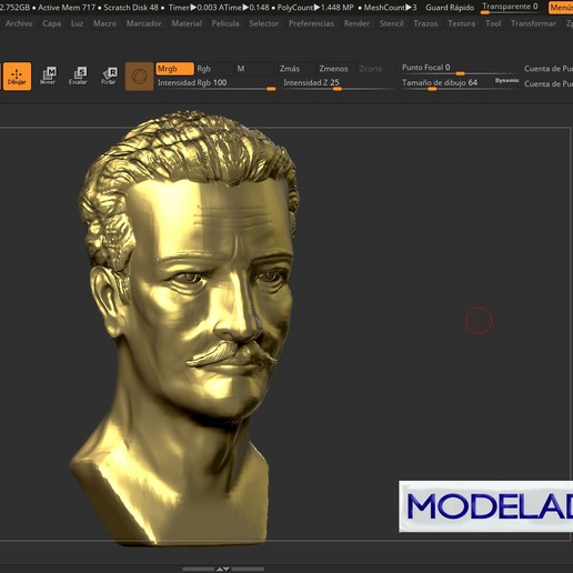 Download 3D print files JUAN MONTALVO, ptiradojijon