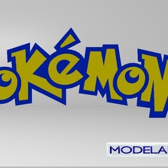 Download free STL file POKEMON, ptiradojijon