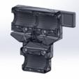 Télécharger fichier STL gratuit X carriage prusa i3 pro B • Modèle pour impression 3D, didrod