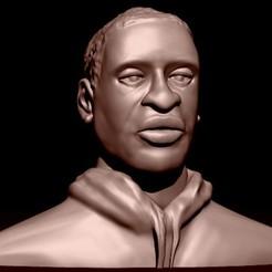 IMG_20201019_212305.jpg Télécharger fichier OBJ George Floyd • Design à imprimer en 3D, mandrk