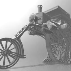 Download 3D printer designs Scythe / Jakub Rozalski Crimea Mech, mofip