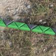 Télécharger fichier STL gratuit Serpent édenté heureux (jouet relaxant, son twistyyy) • Modèle à imprimer en 3D, pad-lee