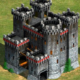 Download STL files Teutonic castle - Age of Empires II, 3vprint