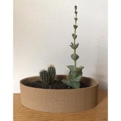 Landy_vase_striped_10.jpg Download STL file Landy vase - Striped 10 • 3D printer object, 3vprint
