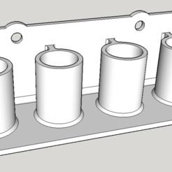 Descargar archivos 3D gratis Soportes de brossos orales B, bricodx