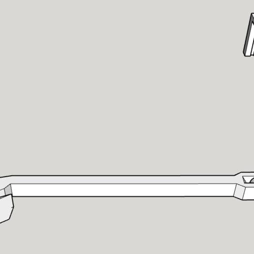 supportcam.png Télécharger fichier STL gratuit Support picam Davinci AiO • Objet imprimable en 3D, bricodx