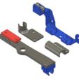 Impresiones 3D gratis Kit de pinzas LK4 PRO más largo, bricodx