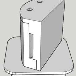 lecteur.png Descargar archivo STL gratis Lector microSD Davinci AiO • Modelo para la impresora 3D, bricodx